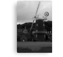 Cley Mill (2) Canvas Print