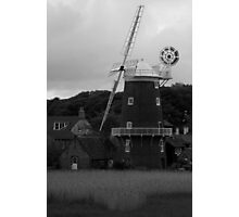 Cley Mill (2) Photographic Print