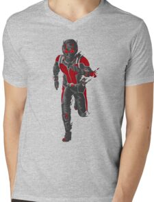 Ant-Man Vector Mens V-Neck T-Shirt