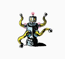 Really Rad Retro Robot Unisex T-Shirt