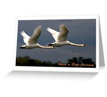 Farewell Cards Greeting Card