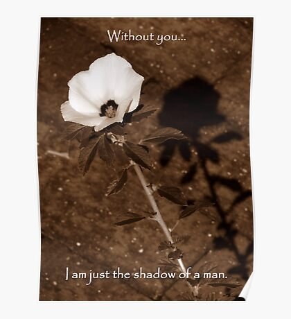 Without you... Poster