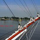 Tall Ships Race 2010 - Antwerp - Belgium by Gilberte