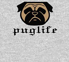 { pug life - smooshface united } Womens Fitted T-Shirt