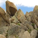 Buttermilk Boulders  by Laurie Puglia