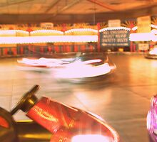 Bumper Cars by ilonaa