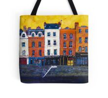 Arran Quay, Liffey Steps - Dublin Tote Bag