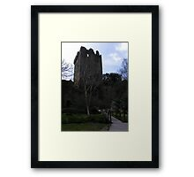 Blarney Stone Castle Framed Print