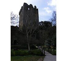 Blarney Stone Castle Photographic Print