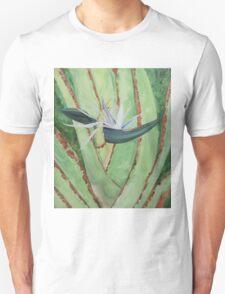 White Bird of Paradise T-Shirt