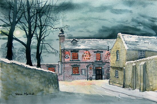 The Ship Inn, Sewerby by Glenn Marshall