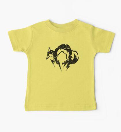 Foxhound V2 (Black) Baby Tee