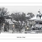Charlotte Square - Edinburgh by Chris Clark