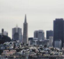 Sanfrancisco from Altcatraz by mikequigley