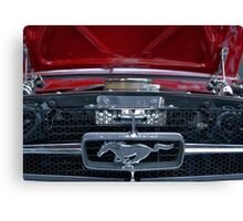 American Muscle: Mustang Canvas Print