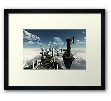Lost Kingdom Framed Print