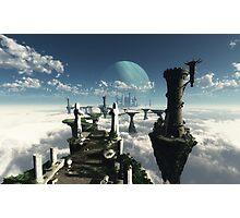 Lost Kingdom Photographic Print
