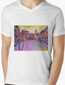 Killarney, Kerry Mens V-Neck T-Shirt