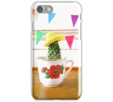Sombrero Cactus iPhone Case/Skin