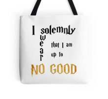 Harry Potter Quote Tote Bag
