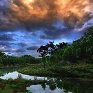 Spring River by 3DdesktopsUK
