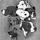 Doggies! by RonanLynam