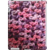 Crochet In Pinks iPad Case/Skin