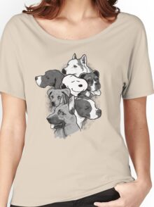 Doggies! Women's Relaxed Fit T-Shirt