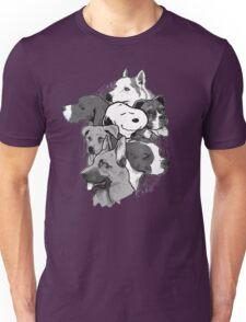 Doggies! Unisex T-Shirt