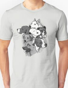 Doggies! Unisex T-Shirt