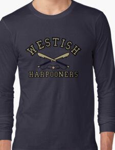 Westish Harpooners Long Sleeve T-Shirt