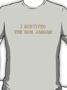I Survived The Gom Jabbar T-Shirt