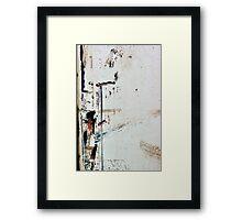 Oriental mood Framed Print