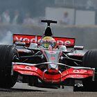 Lewis Hamilton #2 by ©FoxfireGallery / FloorOne Photography