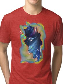 Bubbles from outer space. Tri-blend T-Shirt