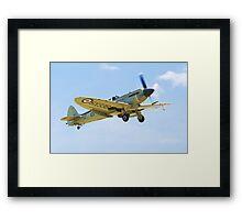 Supermarine Seafire MKVIII Framed Print