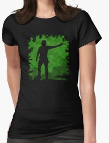 The Apocalypse - Rick Grimes Womens Fitted T-Shirt