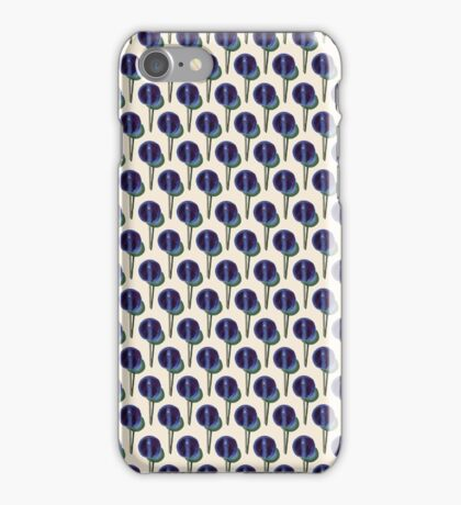 Many (Many!) Lollies: Blue iPhone Case/Skin