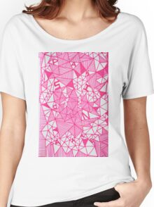 PASSIONATELY - LARGE FORMAT  Women's Relaxed Fit T-Shirt