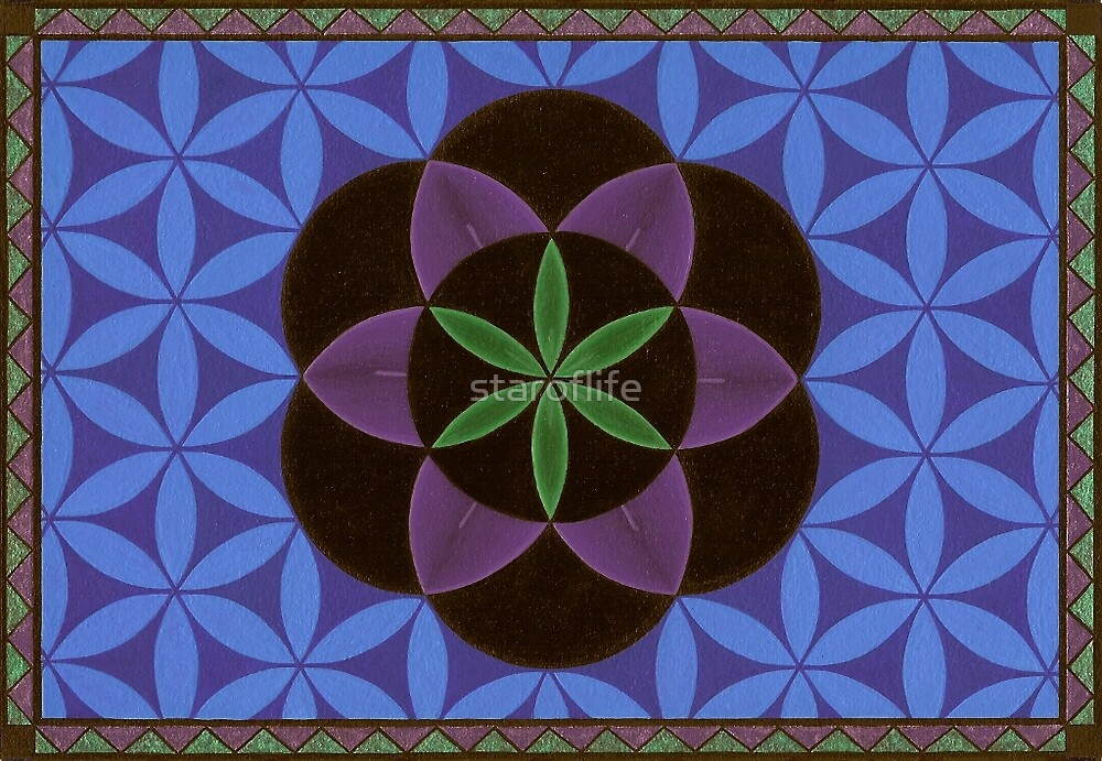 Seed of Life by staroflife