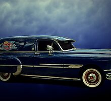 1952 Pontiac Chieftain Sedan Delivery by TeeMack