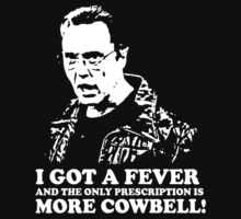 More Cowbell Tshirt 2 by theshirtnerd
