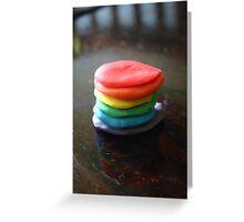 Playdough Pancake Greeting Card