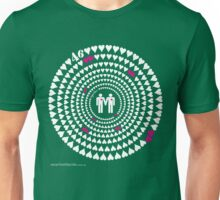 T-Shirt 46/85 (Relationships) by Andrew Ganassin T-Shirt  Unisex T-Shirt