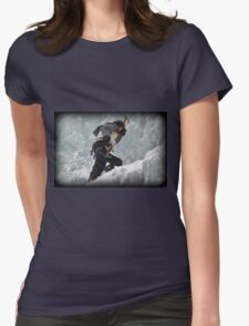 Ice Trooper Womens Fitted T-Shirt