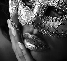 Masked by Cadence Gamache