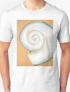 White Moon Shell T-Shirt
