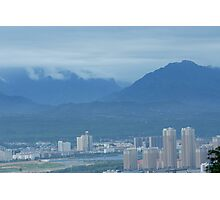 my hometown Photographic Print
