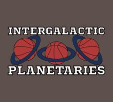 Intergalactic Planetaries One Piece - Short Sleeve