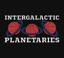 Intergalactic Planetaries Kids Tee
